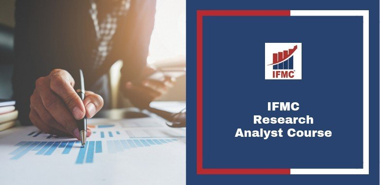 Research Analyst Course - IFMC Institute